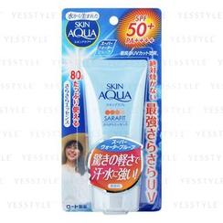 Mentholatum - Sunplay Skin Aqua Sarafit UV Smooth Watery Essence SPF 50+ PA++++
