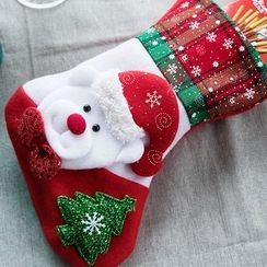 Cutie Bazaar - Sequined Christmas Sock