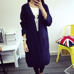 Hidari - Long Chunky Cardigan