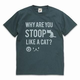 SCOPY - [Unisex] Short-Sleeve Print T-Shirt - STOOP