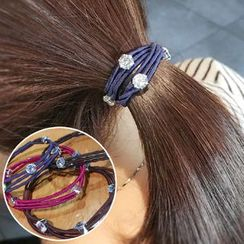 Linzy - Rhinestone Hair Tie