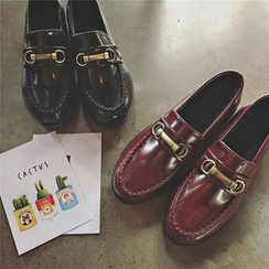 Hipsole - Faux-Leather Loafers