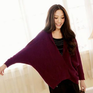 Tokyo Fashion - Dolman-Sleeve Cardigan