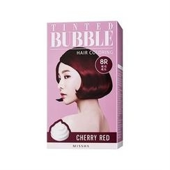 Missha 谜尚 - Tinted Bubble Hair Coloring (#8R Cherry Red)