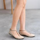 59 Seconds - T-Strap Flats