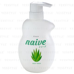 Kracie - Kracie Naïve Body Wash (Aloe)