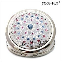 Yogi-Fly - Beauty Compact Mirror (JK8001P)