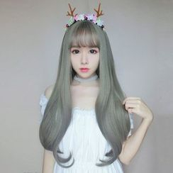 Princess Pea - Long Full Wig - Straight