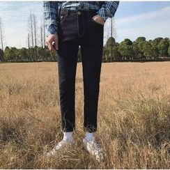 Bestrooy - Cropped Jeans