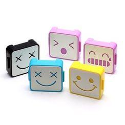 Lens Kingdom - Smiley Face Contact Lens Case