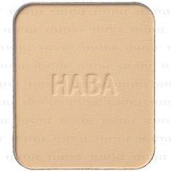 HABA - Powdery Foundation SPF 20 PA++ Refill (#02 Ochre)