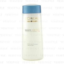 L'Oreal - Dermo-Expertise White Perfect Whitening and Moisturizing Toner