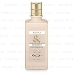 L'Occitane - Neroli and Orchidee Bath Milk