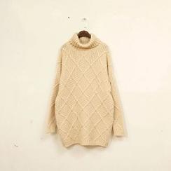 tete - Argyle Sweater