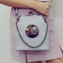 Aishang - Cat Chained Clutch