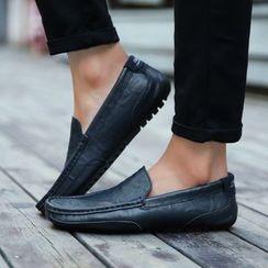 MR.GONG - 仿皮樂福鞋