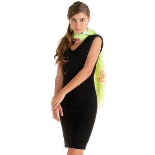 YesStyle Dress - Deep V-Neck Pencil Dress