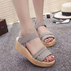 Wello - Platform Sandals