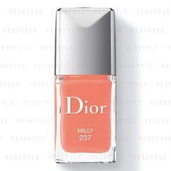 Christian Dior 迪奥 - Dior Vernis Couture Colour Gel Shine and Long Wear Nail Lacquer (#237 Milly)