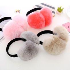 Fun House - Furry Earmuffs