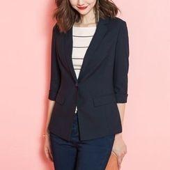 Coolvibe - 七分袖單扣西裝