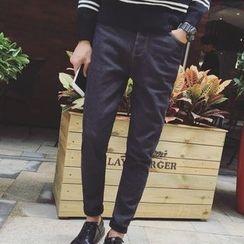 Bloemen - Slim-Fit Jeans