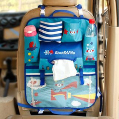 Lazy Corner - Printed Carseat Hanging Pocket