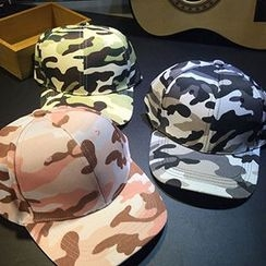 Hats 'n' Tales - Camouflage Baseball Cap