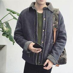qiaqiayes - 麂皮外套