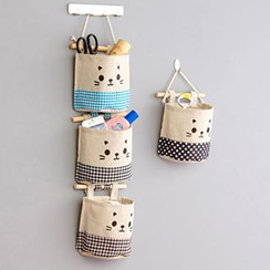 Home Simply - Cat Print Wall Hanging Pocket