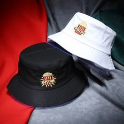 Mad Hatter - Embroidered Bucket Hat