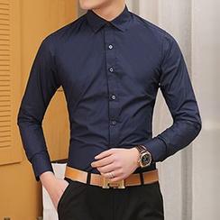 Blueforce - Long-Sleeve Shirt