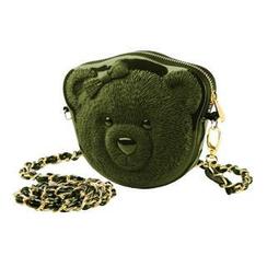 Adamo 3D Bag Original - 蝴蝶結小熊3D袋