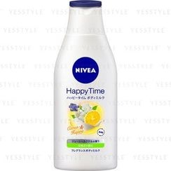 NIVEA - Happy Time Body Milk (Citrus Happy)