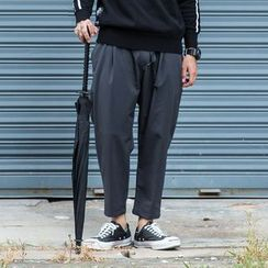 TNMK - Cropped Tapered Pants
