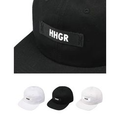 STYLEMAN - Lettering Patch Baseball Cap