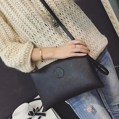 BAGuette - Faux Leather Shoulder Bag