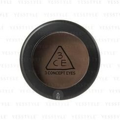 3 CONCEPT EYES - One Color Shadow - Matt (Chocolata)