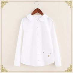 Fairyland - Embroidered Shirt