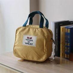 Ms Bean - 插色午餐手提包