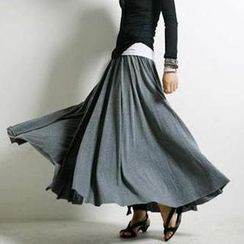 Jolly Club - A-Line Maxi Skirt