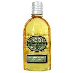 L'Occitane 歐舒丹 - Almond Cleansing and Soothing Shower Oil