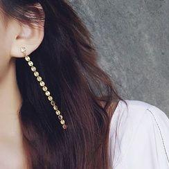 Pompabee - 垂式耳环