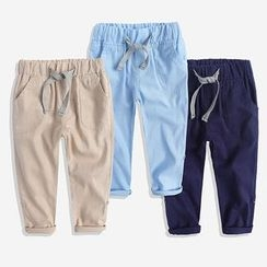 Happy Go Lucky - Kids Drawstring Pants