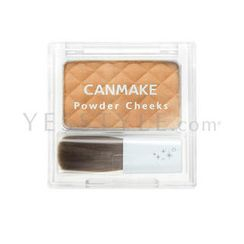 Canmake - Powder Cheeks (#PW16 Nable Orange)