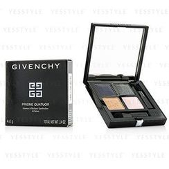 Givenchy - Prisme Quatuor 4 Colors Eyeshadow - # 5 Frisson