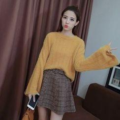 Bloombloom - Bell Sleeve Sweater