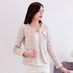 Romantica - Paneled Jacket