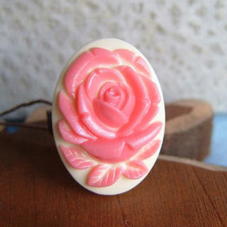 MyLittleThing - Romantic Flower Ring (Pink)