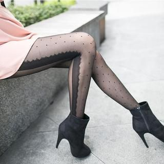 Clair Fashion - Pattern Tights
